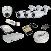 Каталог оборудования - Системы видеонаблюдения
